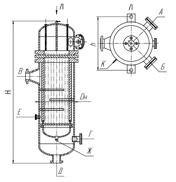 Подогреватель сетевой воды ПСВ 520-1,37-2,25 Кострома Пластины теплообменника APV O034 Ейск